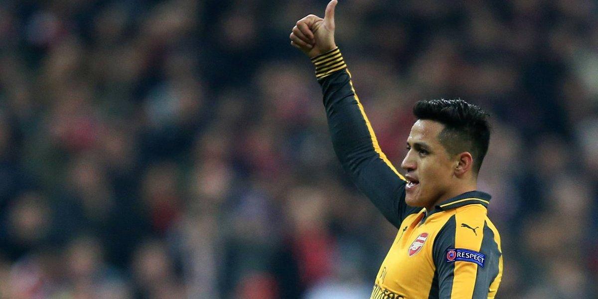 """Arsenal decidió """"escuchar ofertas"""" por Alexis Sánchez y con el City como principal interesado"""