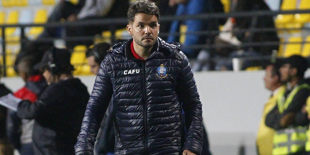 Deportes Antofagasta confirmó la salida del técnico sensación del Transición 2017