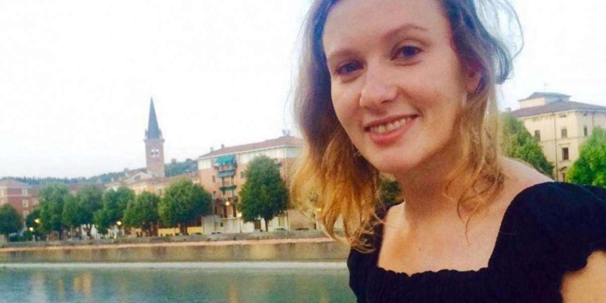 Usava saia muito curta, diz assassino de diplomata britânica