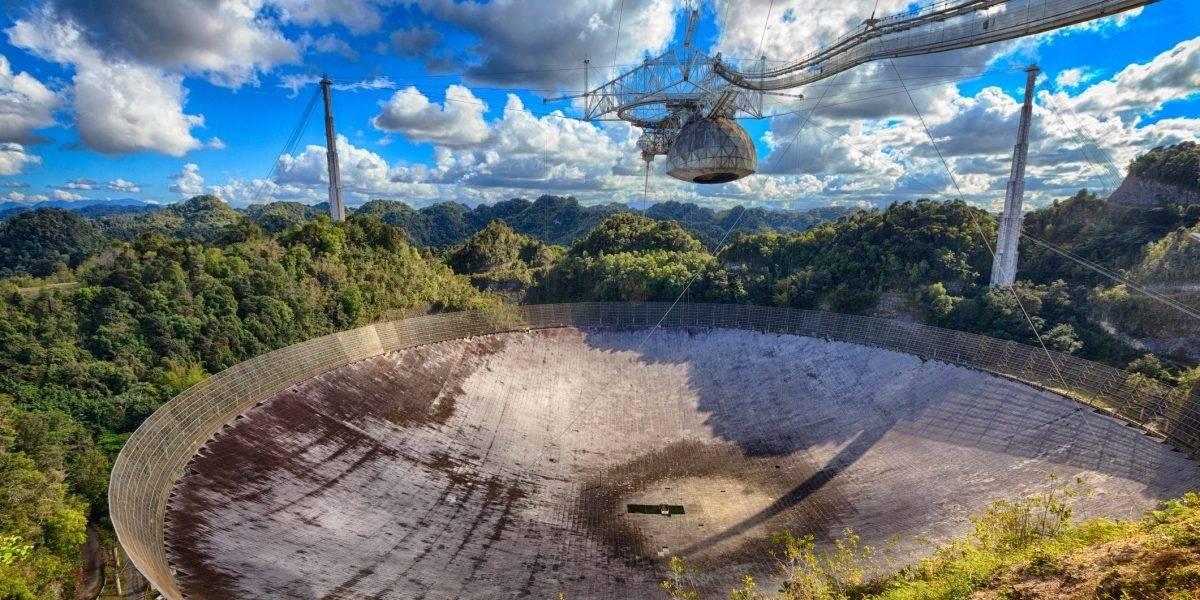 Observatorio de Arecibo busca estudiantes de Puerto Rico