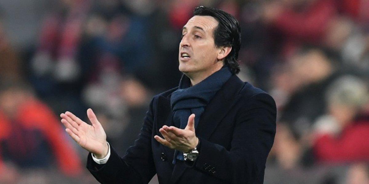 El PSG tiene una lista de 7 técnicos para sustituir a Emery ¿De quiénes se trata?
