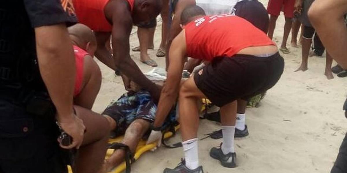 Suspeito de assassinar vendedor ambulante em Copacabana também era camelô
