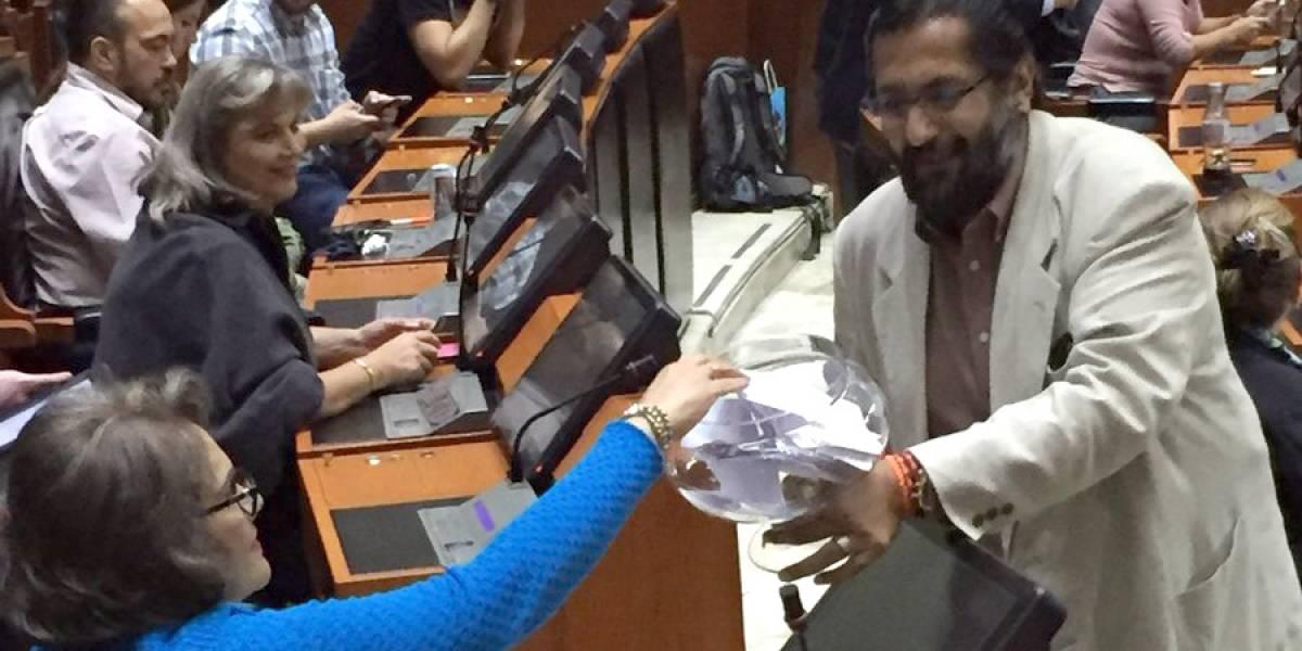 Amparo atora toma de protesta a nuevo fiscal
