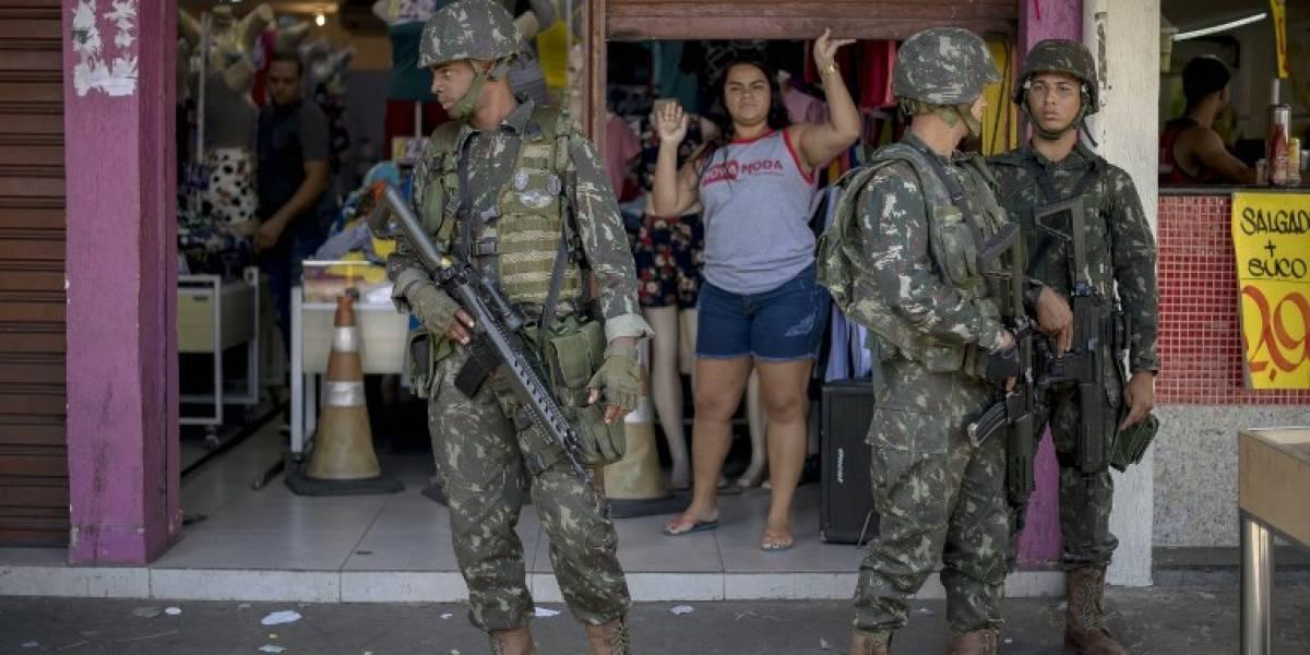 """Ante el temor de que la """"guerra""""en las favelas llegue a los turistas:  Río de Janeiro se blinda para fin de año"""