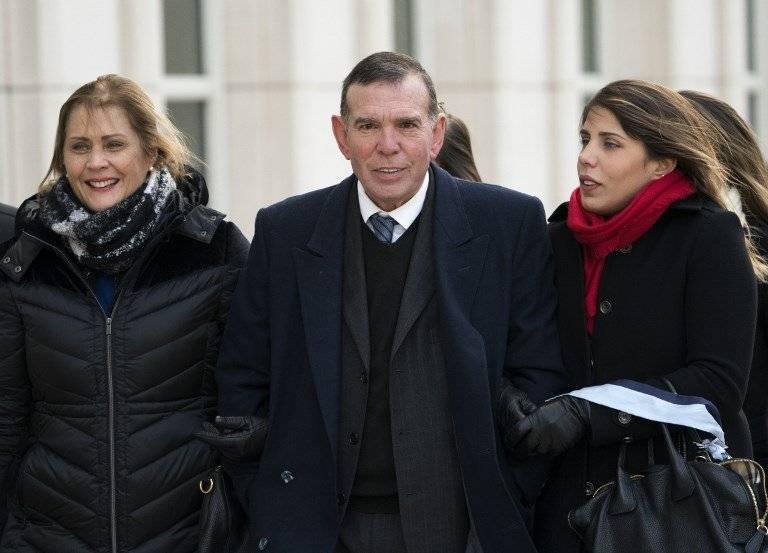 Napout ya está encarcelado / imagen: AFP