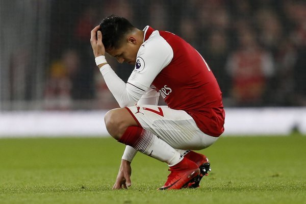 Alexis no ha tenido su mejor segunda parte de año / imagen: AFP