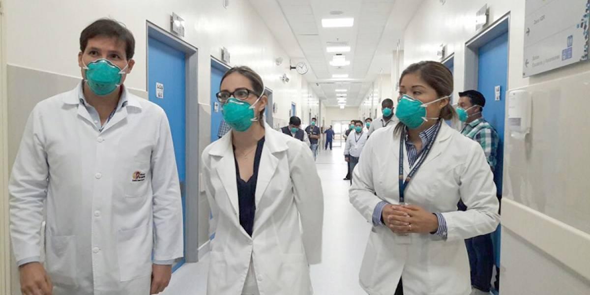 Revelan situación crítica del Hospital Neumológico de Guayaquil