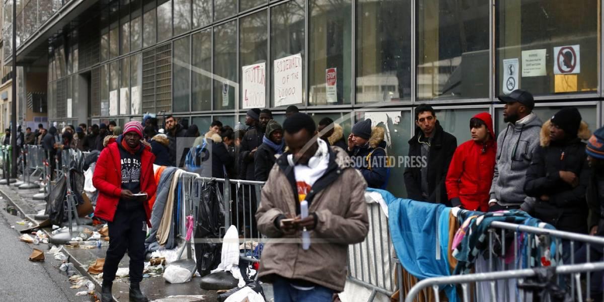 Francia aplica mano dura contra la inmigración ilegal