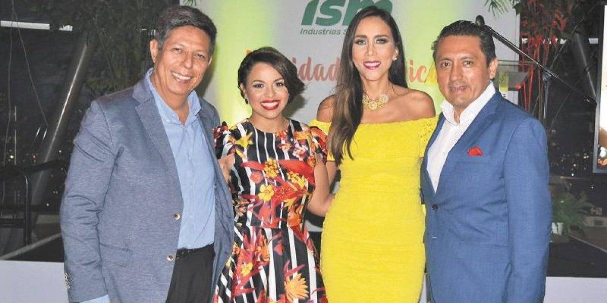 #TeVimosEn: Industrias San Miguel celebra Navidad Tropical