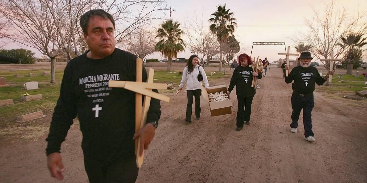 Enrique Morones: El Ángel de la frontera entre México y Estados Unidos