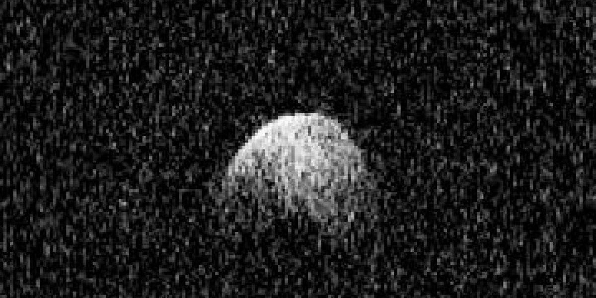 Observatorio de Arecibo capta imágenes del asteroide Phaethon