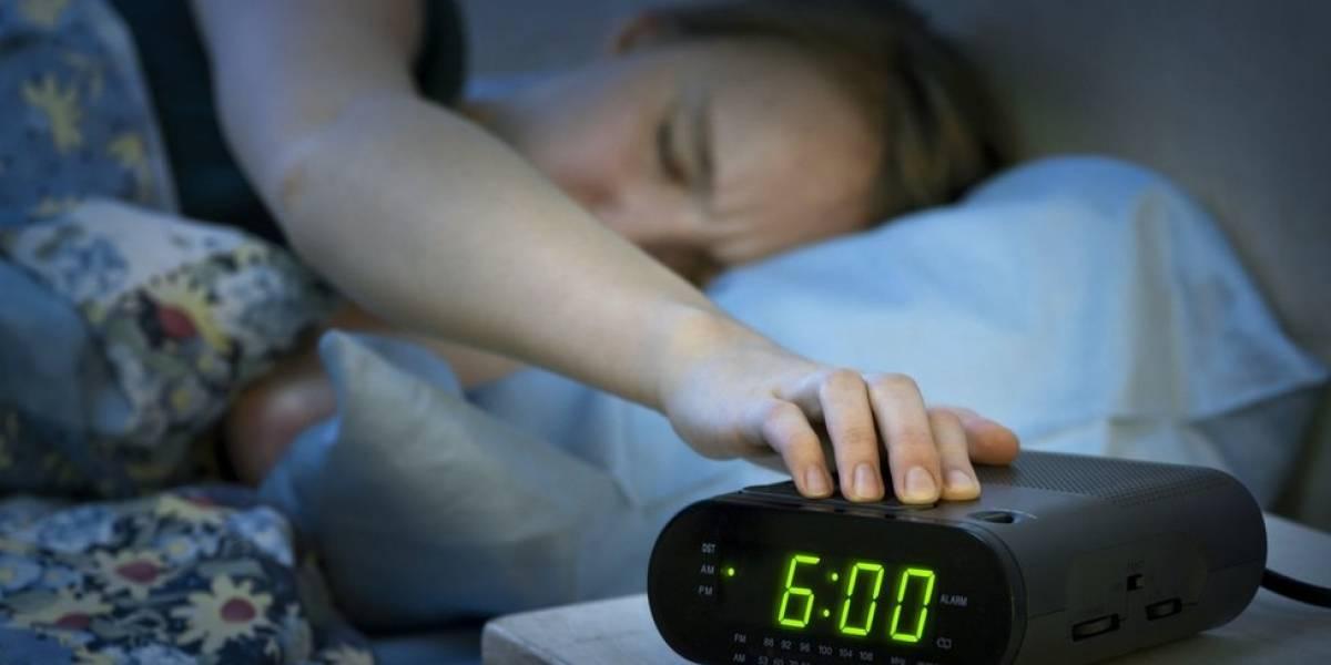 Trastornos en el sueño se incrementan durante las fiestas de diciembre