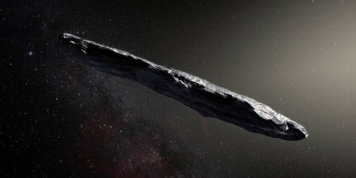 Cientista diz que 'Oumuamua'  não é alienígena