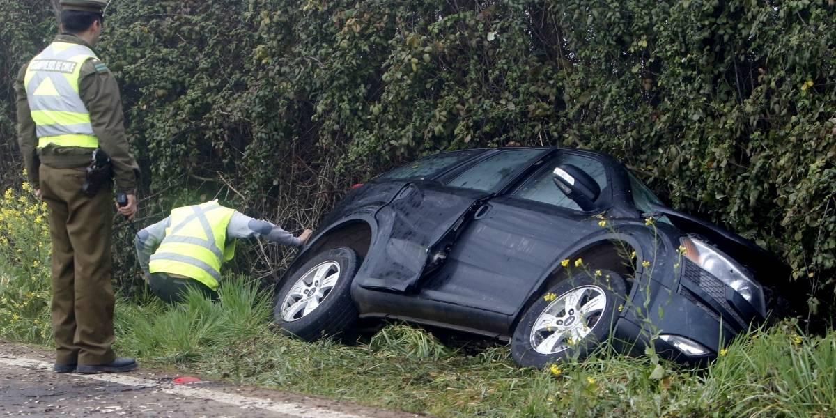 Balance del fin de semana navideño: 17 víctimas fatales y 680 lesionados en 844 accidentes