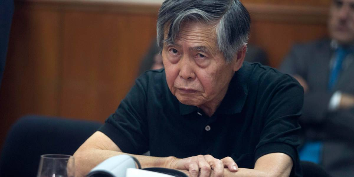 Tribunal peruano ordena que Fujimori sea procesado por matanza de 1992