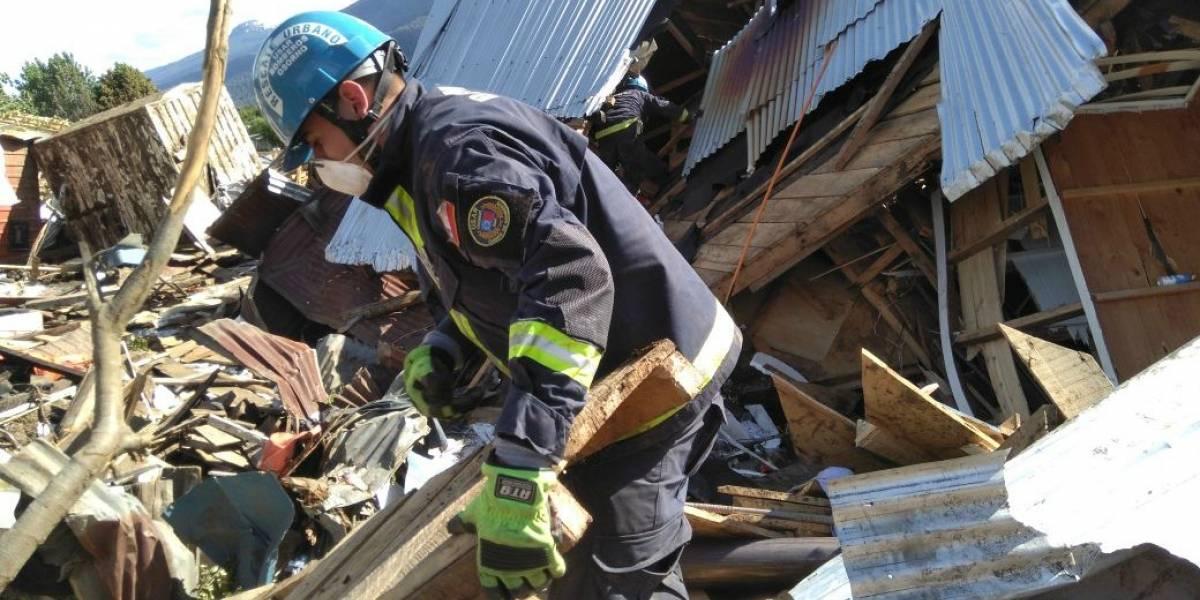Aluvión en Villa Santa Lucía: Carabinero de 22 años es la víctima número 16