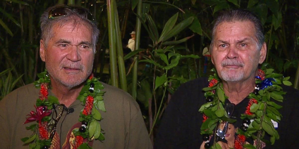 Mejores amigos por 60 años descubren que son hermanos
