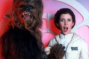La princesa Leia.