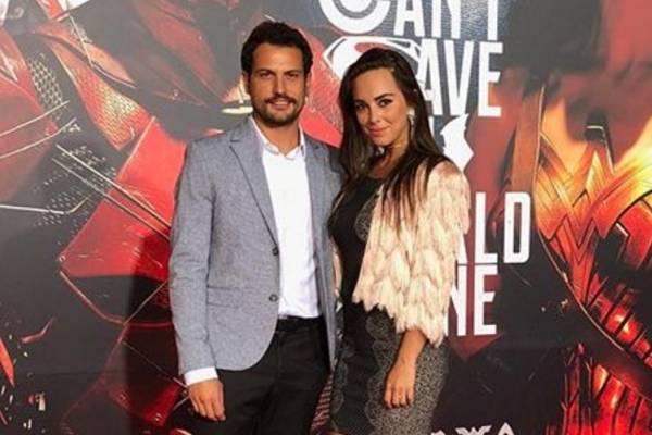 Roberto Urbina y Maria Elisa Camargo