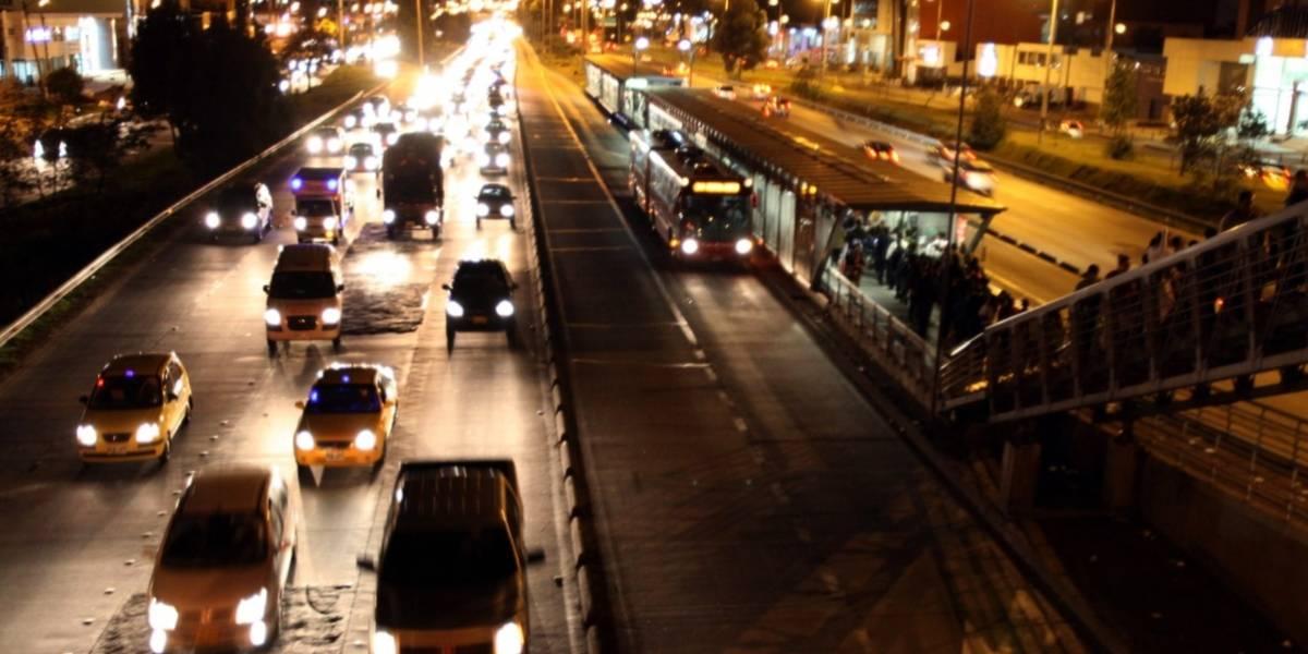 Accidentes de tránsito en vías colombianas dejaron 30 muertos en Navidad