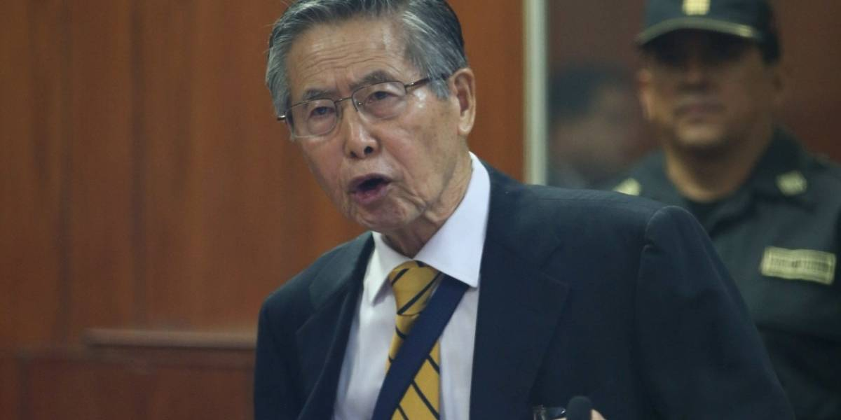 Fujimori pide perdón luego de recibir indulto de Kuczynski