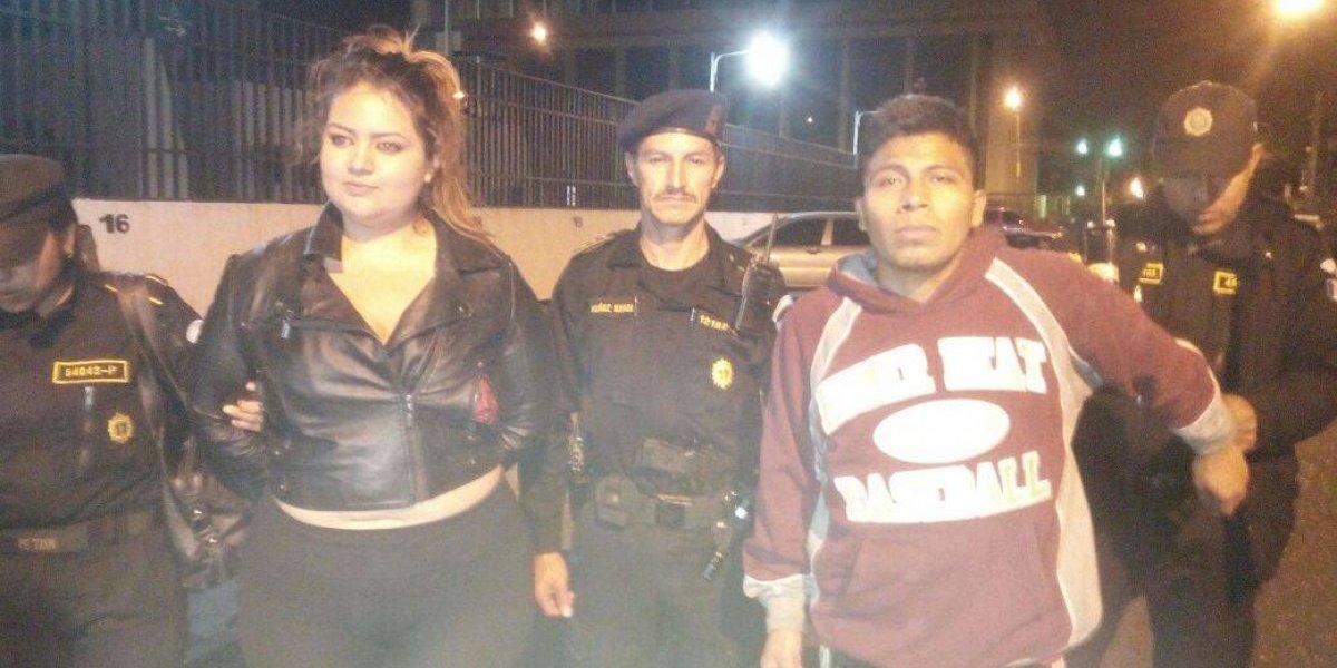 PNC evita ataque contra taxista y captura a presuntos pandilleros