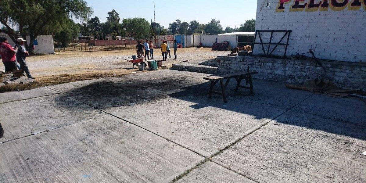 Se registra explosión de polvorín en Zumpango