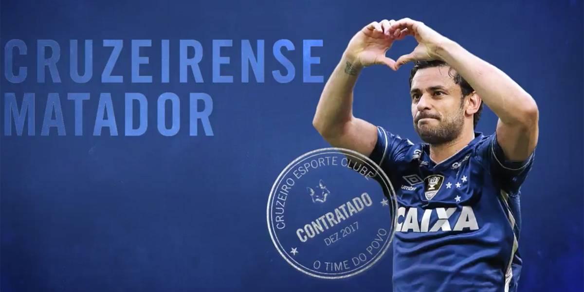 Cruzeiro confirma multa para ter Fred, mas espera parecer jurídico sobre cláusula