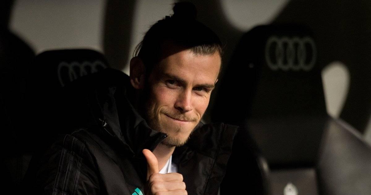 Gareth Bale: apesar de sua pequena contribuição no ano, o galês é o segundo mais bem pago com 350 mil euros por semana, cerca de 16,8 milhões anualmente Denis Doyle/Getty Images