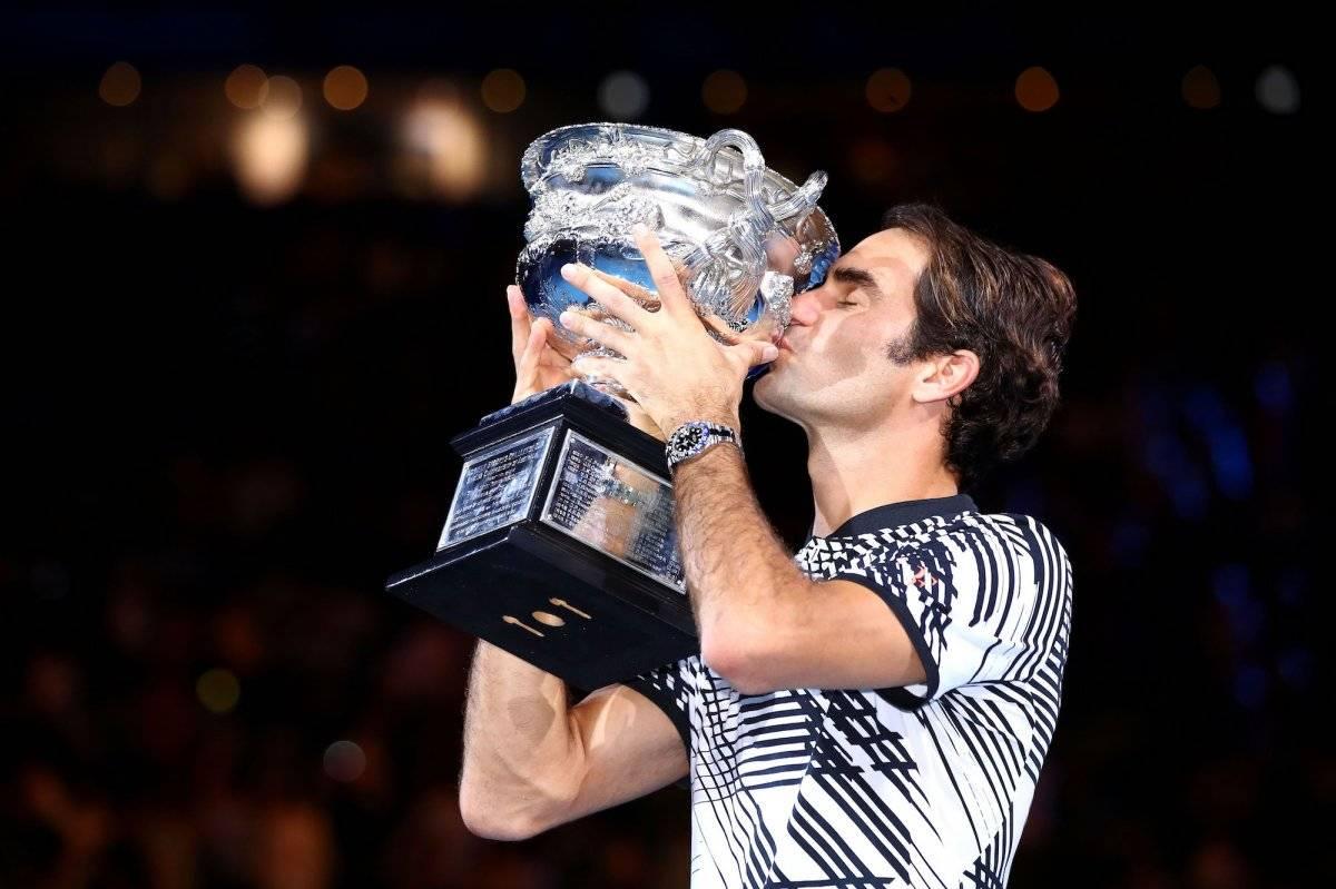 Roger Federer, Australia