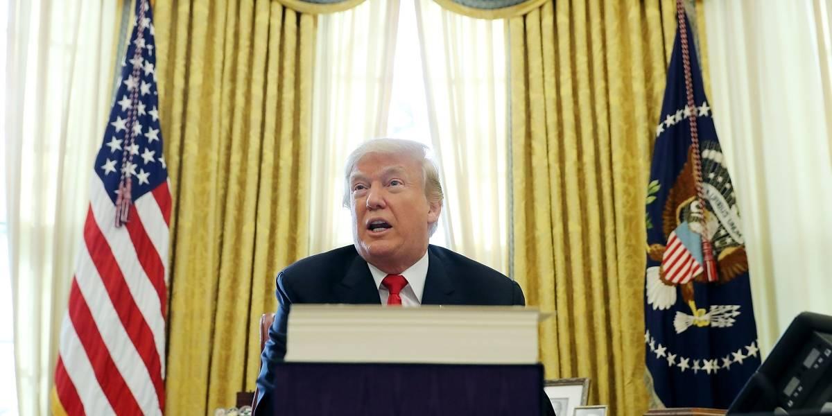 Trump predice un acuerdo bipartidista en reforma sanitaria