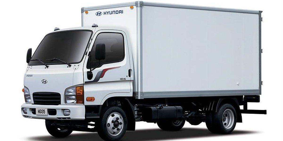 HD35 Light, el liviano que refresca la línea camionera de Hyundai