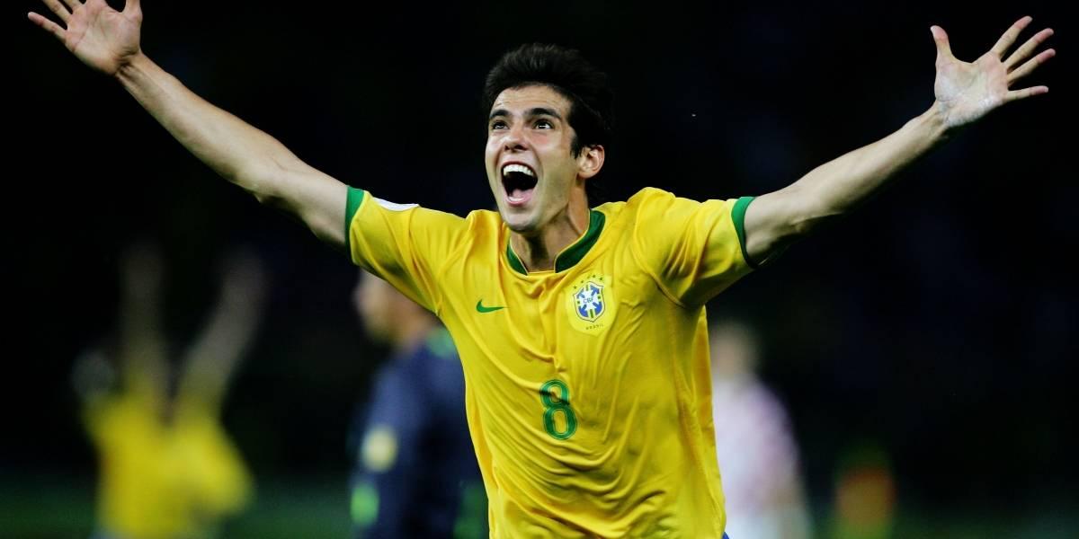 Aposentado, Kaká encerra a era dos meias que brilharam com a camisa 10 do Brasil