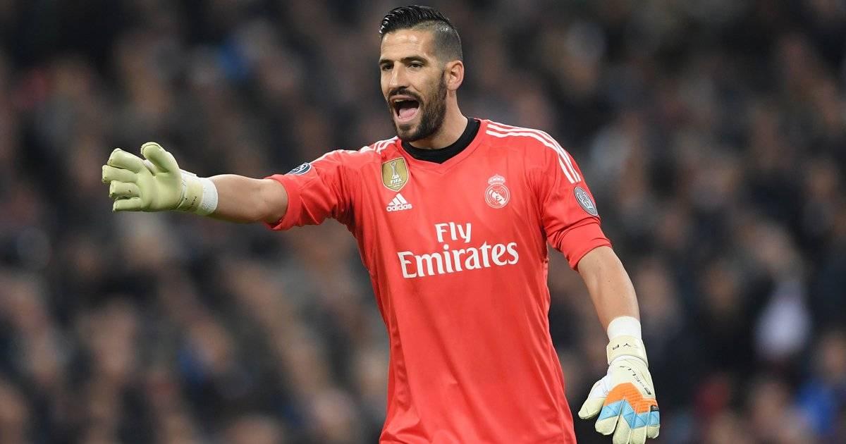 Kiko Casilla: o substituto de Navas recebe por semana cerca de 30 mil euros, cerca de 1,5 milhões por ano Laurence Griffiths/Getty Images