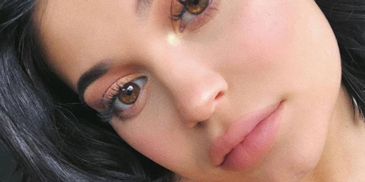 Kylie Jenner apareció en la portada de LOVE y los rumores de su embarazo se avivaron
