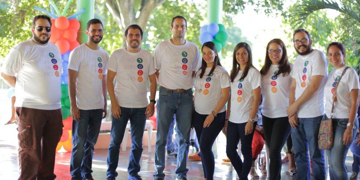 Banesco celebra fiesta navideña a infantes Aldeas Infantiles SOS