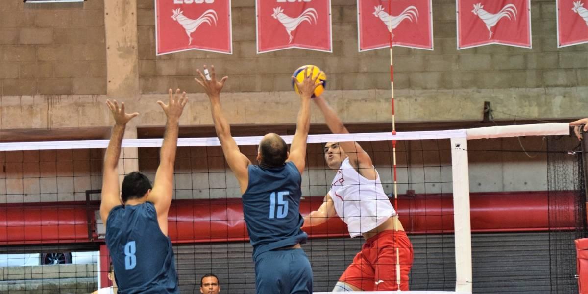 Cuatro universidades invictas en el voleibol de la LAI