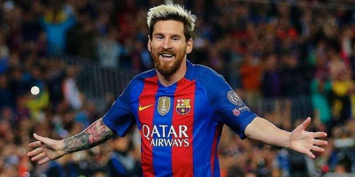 Messi elegido Mejor Futbolista 2017