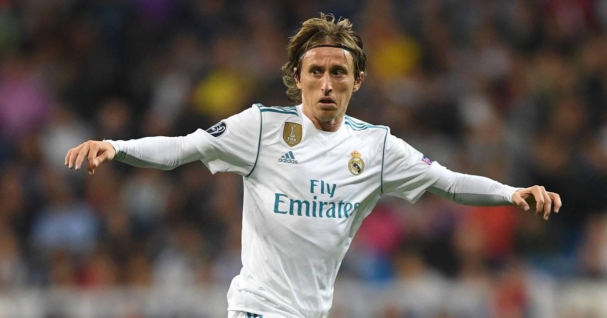 Luka Modric: o talentoso croata recebe 180 mil euros por semana, mais de 8,6 milhões euros por ano Laurence Griffiths/Getty Images