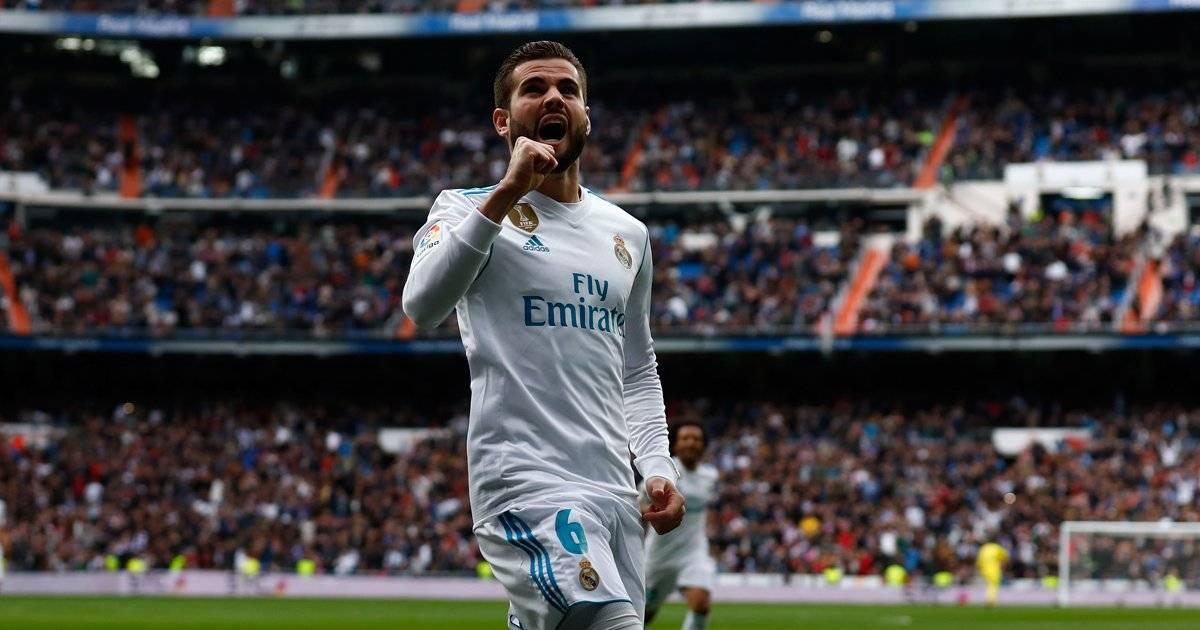 Nacho Fernandez: o defensor espanhol ganha 70 mil euros por semana, cerca de 3,3 milhões por ano Gonzalo Arroyo Moreno/Getty Images