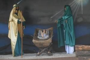 Nacimiento en la Municipalidad