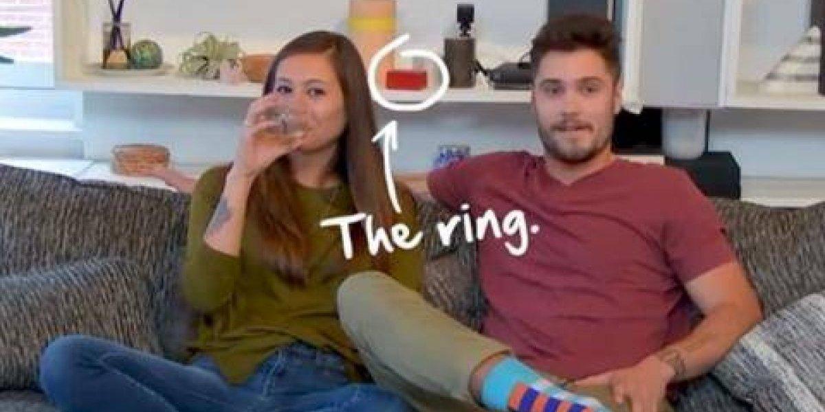 Netflix ayuda a pareja a comprometerse vía 'streaming'