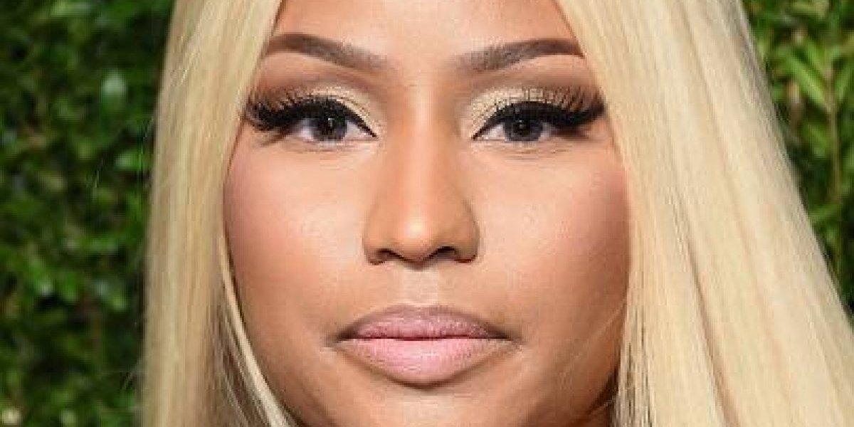 Nicki Minaj causa revuelo por hacer un topless explícito en su nuevo video