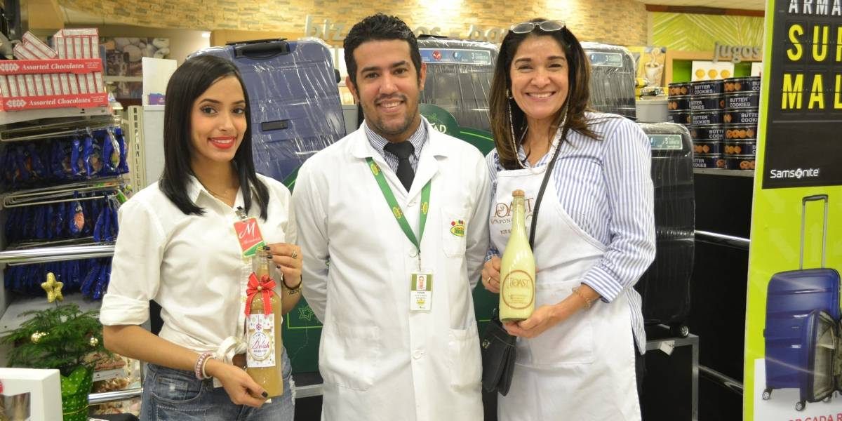 "#TeVimosEn: Supermercados Nacional presenta campaña ""La Navidad da para todos"""