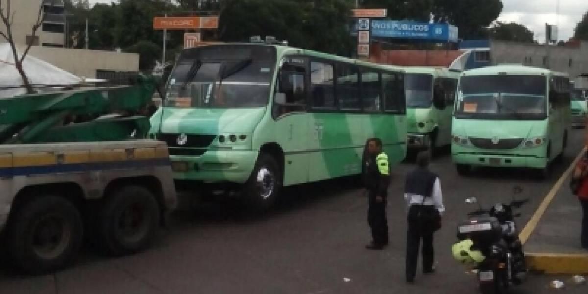 Autoridades capitalinas modernizarán paradero de Mixcoac