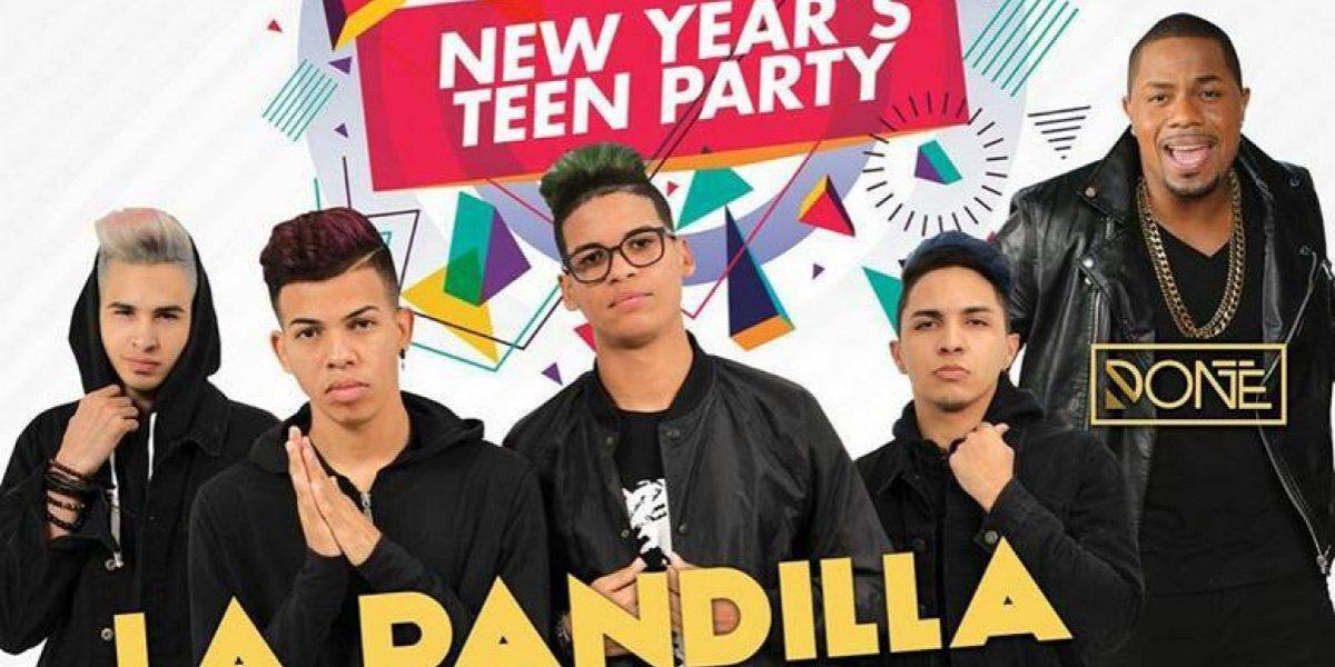 """Música. """"La Pandilla"""", se presenta  este viernes 29 y sábado 30 en Studio Theater de Acrópolis"""