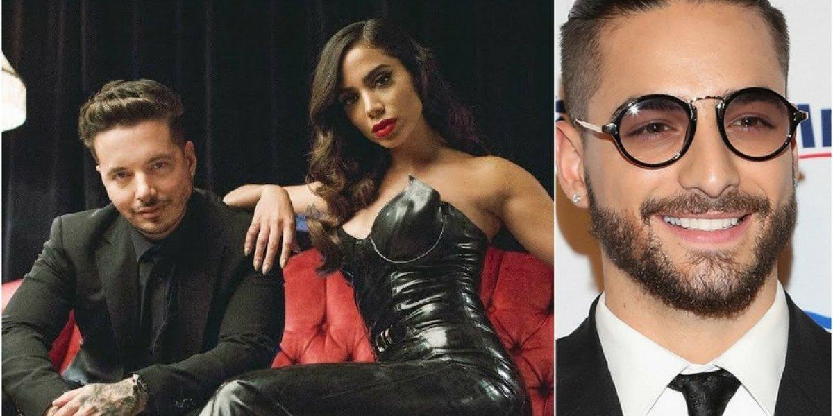 J Balvin e Maluma: compatriotas se enfrentam e Anitta entra também na disputa