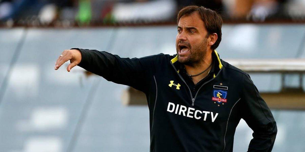 Golazo del Coto: José Luis Sierra es el mejor técnico chileno del 2017