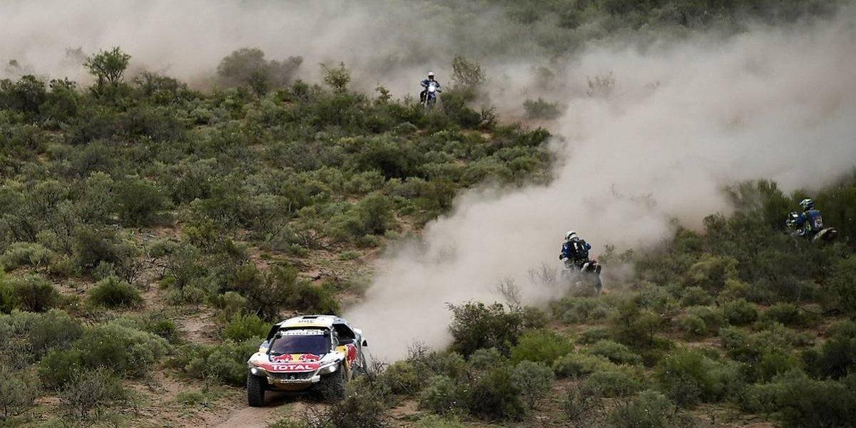 Huelga de médicos complica paso del Dakar por Bolivia