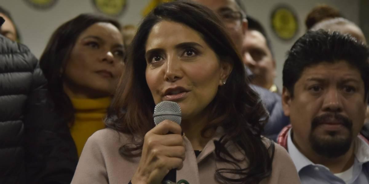 Morena representa la vieja forma de hacer política: Barrales